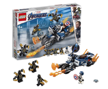 LEGO 76123 Marvel Captain America