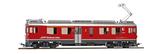 BEMO 1269 113 RhB ABe 4/4 53 Berniabahntriebwagen Tirano ANALOG