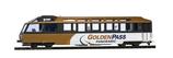 BEMO 3297 317 MOB Ast 117 'GoldenPass Panoramic' Panorama-Steuerwagen