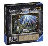 Ravensburger 19953 Exit Puzzle Im U-Boot