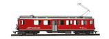 BEMO 1366 143 RhB ABe 4/4 43 Berniabahntriebwagen DIGITAL / SOUND