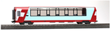 Bemo 3589 127 RhB Bp 2537 GEX 2.Klasse