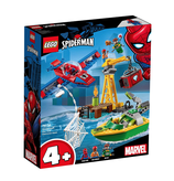 LEGO 76134 Marvel Spiderman Diamantenrau