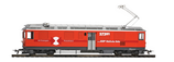 BEMO 1366 153 RhB Xe 4/4 272 01 Bahndiensttriebwagen DIGITAL / SOUND
