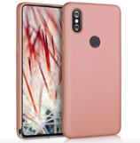 TPU Case Hülle Xiaomi Mi Mix 3 Rosegold