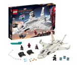 LEGO 76130 Marvel Spiderman Starks Jet