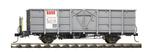 Bemo 9455 137 RhB Fb 8505 Hochbordwagen