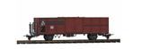 BEMO 2251 113 RhB E 6623 Hochbordwagen