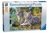 Ravensburger 14793 Weisse Raubkatze