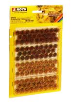 Noch 07012 - Grasbüschel Wildblumen