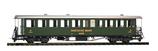 BEMO 3235 147 RhB B 2247 Nostalgie-Plattformwagen