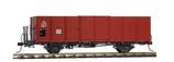 Bemo 9451 107 RhB E 6607 Hochbordwagen