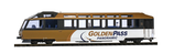 BEMO 3297 316 MOB Ast 116 'GoldenPass Panoramic' Panorama-Steuerwagen