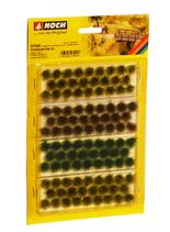 Noch 07005 - Grasbüschel, XL, grün/braun