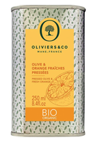 NATIVES OLIVENÖL EXTRA mit ORANGE 250ml