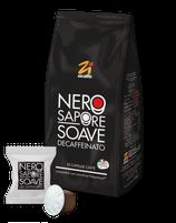 Nero Sapore Soave DECAFFEINATO Compatibili NESPRESSO ®