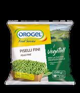 Piselli Fini Orogel - 2 x 1 Kg