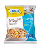 Zuppa Legumi e Cereali (2 cf x 1 kg)