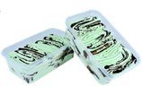 Vaschetta Gelato Cioccomenta Kg 1,1