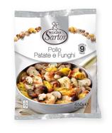 Pollo Patate e Funghi   (2 cf x 450 gr)