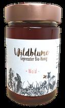 Bio-Honig Wildblume