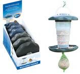 Teleskop-Futterspender für Vögel