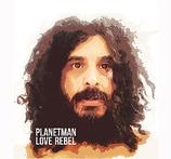 Musik-Album Planetman - Love Rebel
