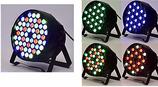 FARO LED RGBW 54 X 3W LED PROFESSIONALE