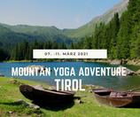 Mountain Yoga Adventure Tirol 07. - 11. März 2021