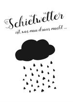 PK Schietwetter