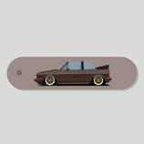 Skateboard Golf MK1 Cabrio