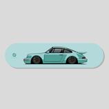 Skateboard 964 türkis