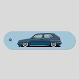 Skateboard Golf MK2 RALLYE