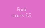Pack cours économie-gestion : chapitres 2 à 15 inclus