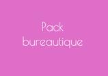 Pack bureautique comprenant les chapitres 16 et 17