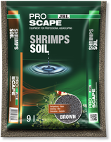 JBL ShrimpsSoil Brown