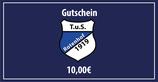 Gutschein 10,00€