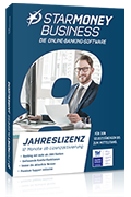 StarMoney Business Jahreslizenz