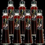 国産 黒にんにく 黒酢 300ml×7本