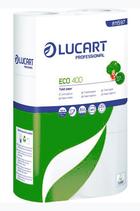Ecolucart  papier toilette 400 coupons 2 plis