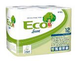 Ecolucart papier toilette 2 plis