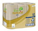 Lucart Ecolabel Natural 200cps 2 plis couleur Havane :