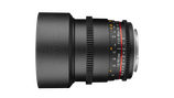 Rokinon EF 85mm T1.5 DS Full Frame Lens - $45 per day / $135 per week / $250 per month