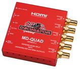Decimator MD-Quad Splitter - $75 per day