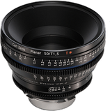 Zeiss Compact Prime CP.2 50mm t2.1 EF/PL Lens $100 day / $300 week  / $1000 per month