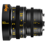 Veydra Micro 4/3 Mini Prime 50mm f2.2 Lens $40 day / $120 week  / $400 per month