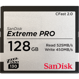 Sandisk Cfast 128gb Memory Card $50 day / $150 week  / $400 per month