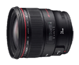 Canon 24mm f/2.8L - $45 per day
