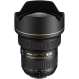 Nikon Nikkor Zoom 14-28mm f2.8 ED Lens $40 day / $120 week    / $400 per month