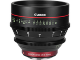 CN-E 50mm T1.3 - $100 day / $300 week    / $1,000 per month